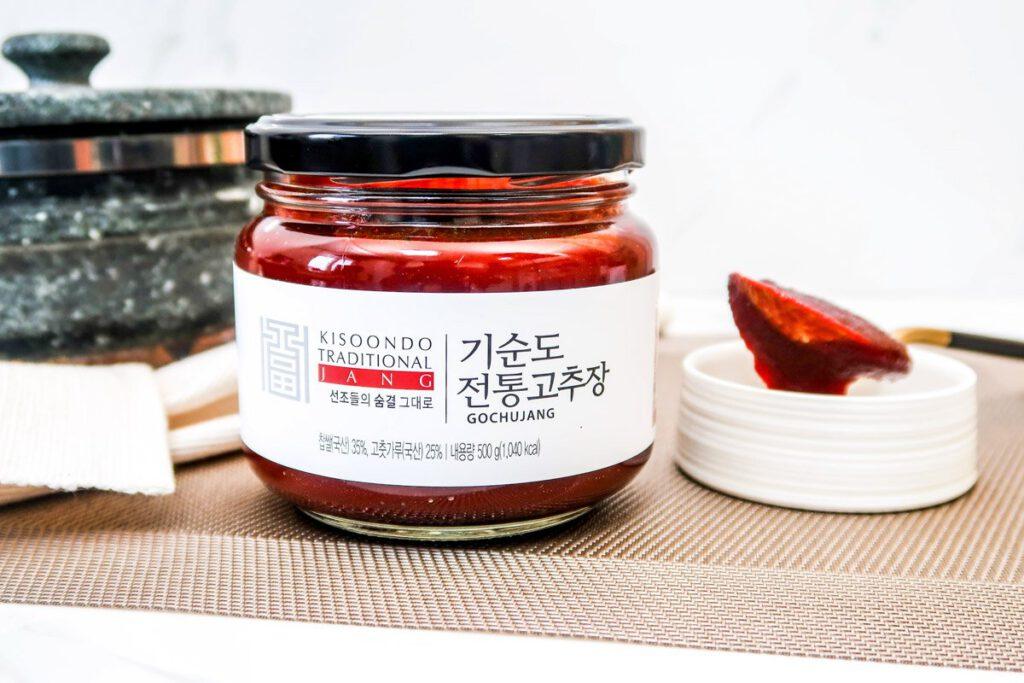 โคชูจัง Gochujang คืออะไร พริกเกาหลี