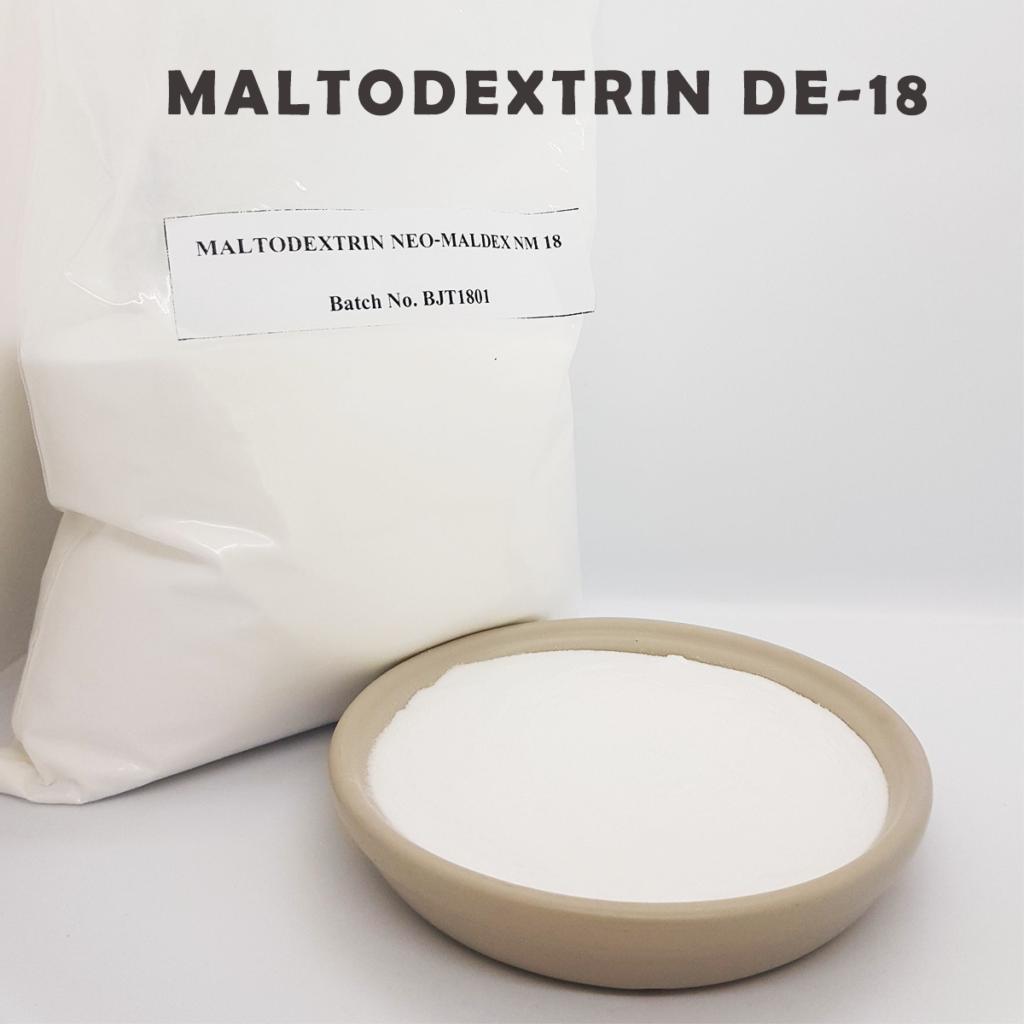 Maltodextrin คือ มอลโตเดกซ์ตริน