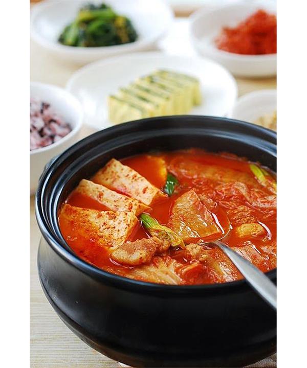 วัตถุดิบ อาหารเกาหลี