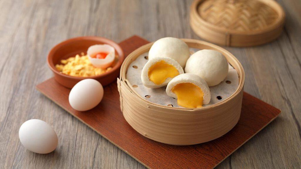 ซาลาเปาลาวา ลาวาไข่เค็ม สูตร วิธีทำ